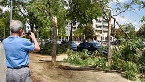 Baixen les temperatures a Catalunya i el Montseny bat el seu rècord de fred a l'agost