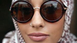 Mariah Idrissi, la primera modelo musulmana en trabajar para H&M.