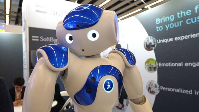 MWC 2018: Robots, Smart City y Drones