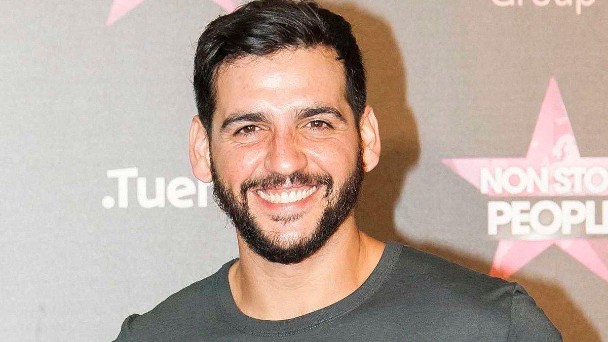 El cantante y actor malagueño Fran Perea.