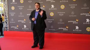 Guillermo del Toro, antes de la prèmiere de 'La forma del agua' en Sitges.