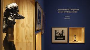 El Palau Robert recorda Pau Casals, Apel·les Fenosa, Àngel Guimerà i Andreu Nin en una exposició