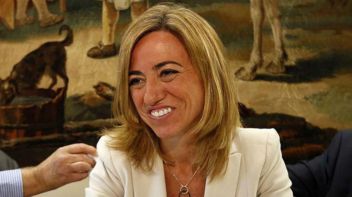 Chacón pide un gran cambio en el PSOE porque no somos capaces de escuchar a la gente