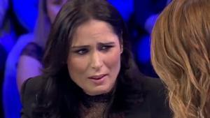 """Las lágrimas de Rosa López en su entrevista con Toñi Moreno: """"Te quitan la voz y desapareces"""""""