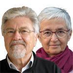 Albert Corominas y Vera Sacristán