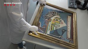 Denunciat per intentar vendre una suposada obra de Picasso