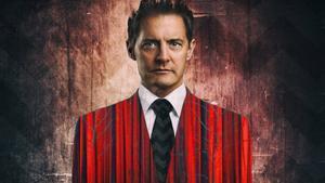 Kyle MacLachlan, en una imagen promocional de la nueva 'Twin Peaks'.