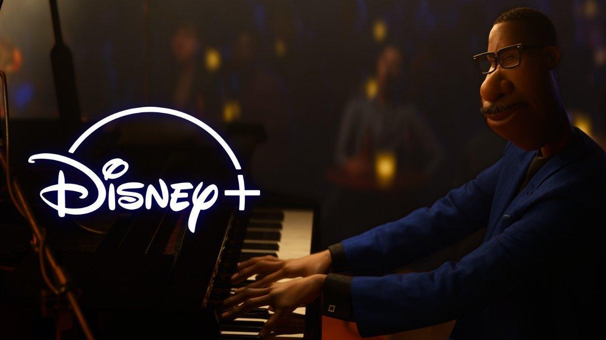 Escena de 'Soul', la nueva película de Pixar.