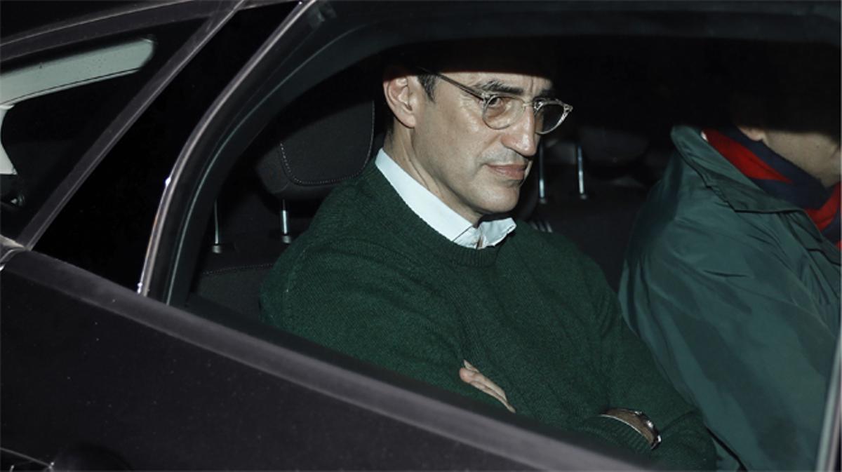Antoni Vives, detenido en la operación Pika.