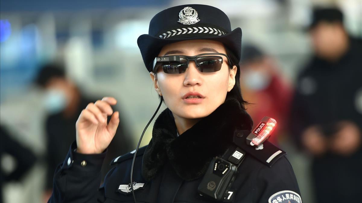 Las gafas del Gran Hermano chino