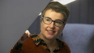 Anna Ballbona, quarta dona en guanyar el premi Llibres Anagrama de novel·la