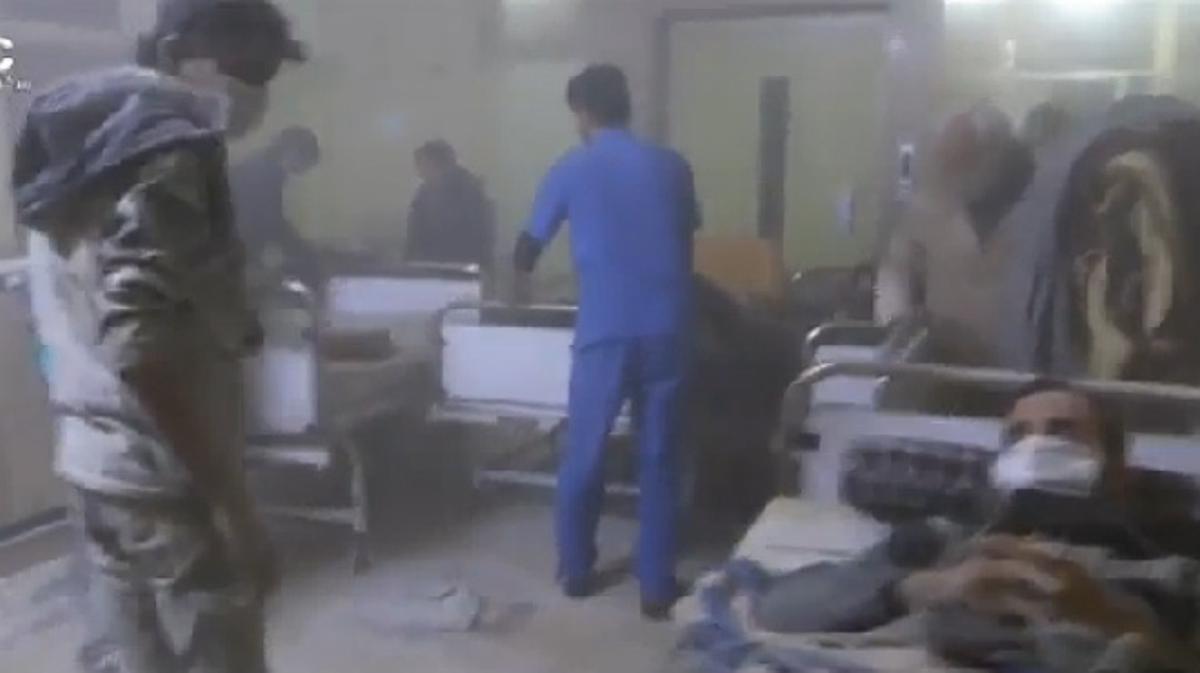 Los bombardeos sistemáticos de las últimas horas sobre Alepo dejan fuera de servicio sus hospitales.