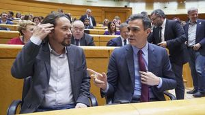 Iglesias aviva la tensió entre el PSOE i Podem per la llei de violència sexual