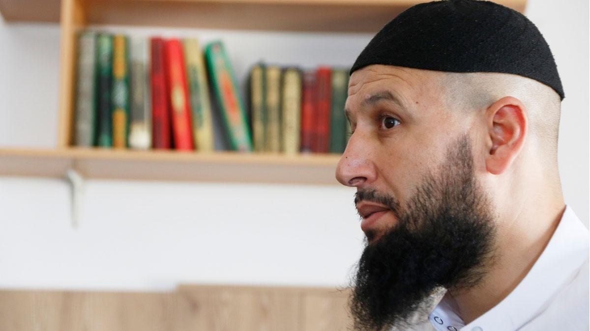 Entrevista con el imán de Cambrils, Mohamed Ouadi.