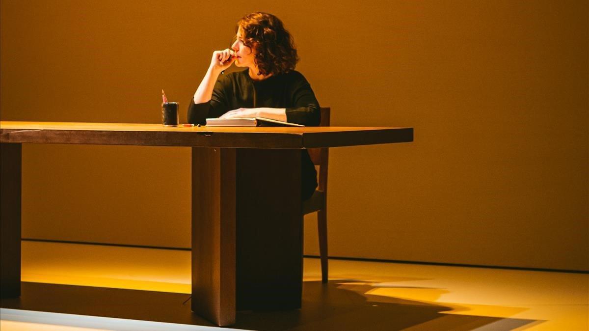Nora Novasen 'El quadern daurat', una de las obras canceladas debido alcovid-19.