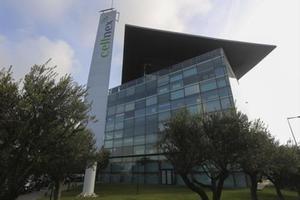 Sede de Cellnex en la Zona Franca en Barcelona.