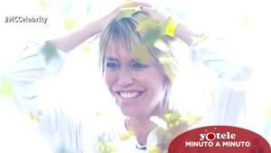 Raquel Meroño, ganadora de la quinta edición de 'Masterchef Celebrity'