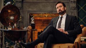 Nicolas Cage en 'La Historia de las Palabrotas'.