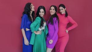 Las Migas, ee izquierda a derecha, Marta Robles, Carolina Fernández, Alicia Grillo y Roser Loscos.
