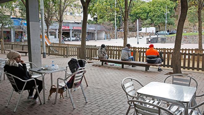 Ciutat Meridiana y el incivismo como pequeño satélite del problema de la vivienda