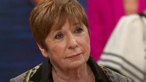 Celia Villalobos en la prensentación de 'Masterchef Celebrity 5'.