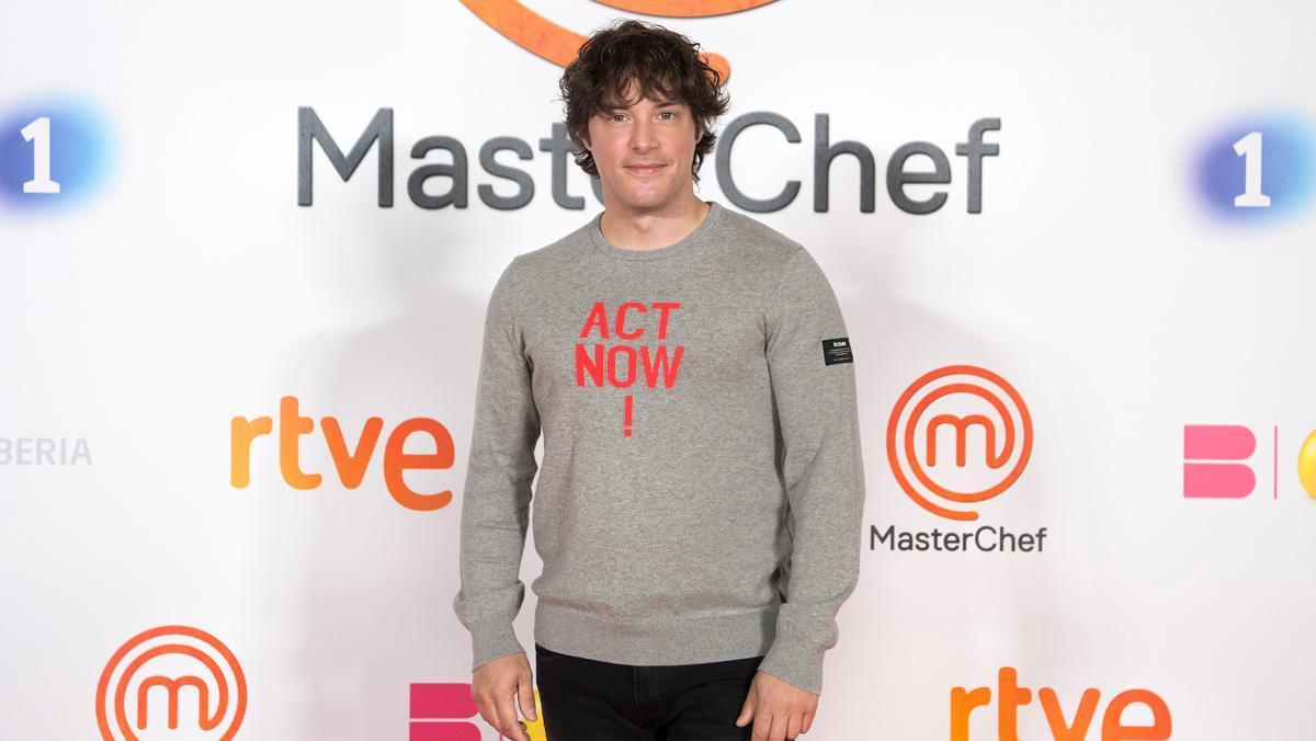El chef Jordi Cruz.