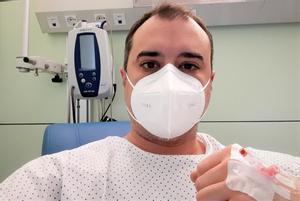 El alcalde de Terrassa, Jordi Ballart, confinado diez días por una afección respiratoria.
