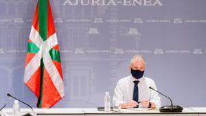 Euskadi declara l'emergència sanitària a partir de dilluns