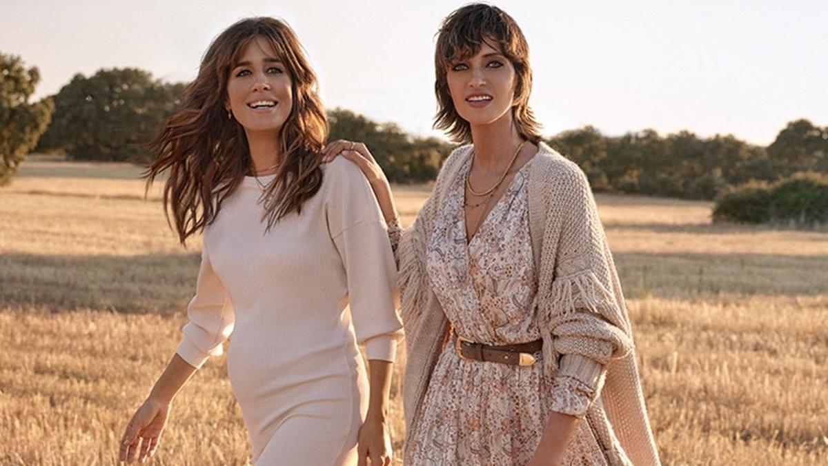 Cortefiel ha adquirido la firma de moda Slow Love de Sara Carbonero y su socia y amiga Isabel Jiménez.