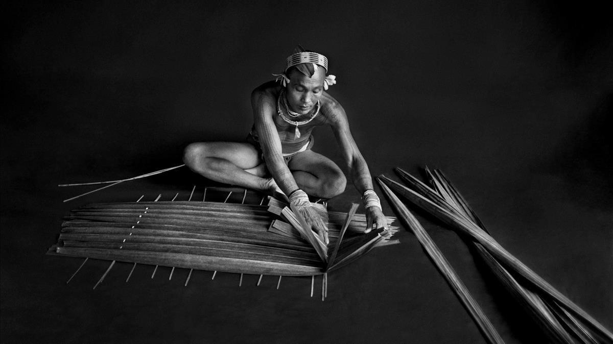 Una imagen del proyecto 'Génesis', del fotógrafo Sebastiao Salgado.