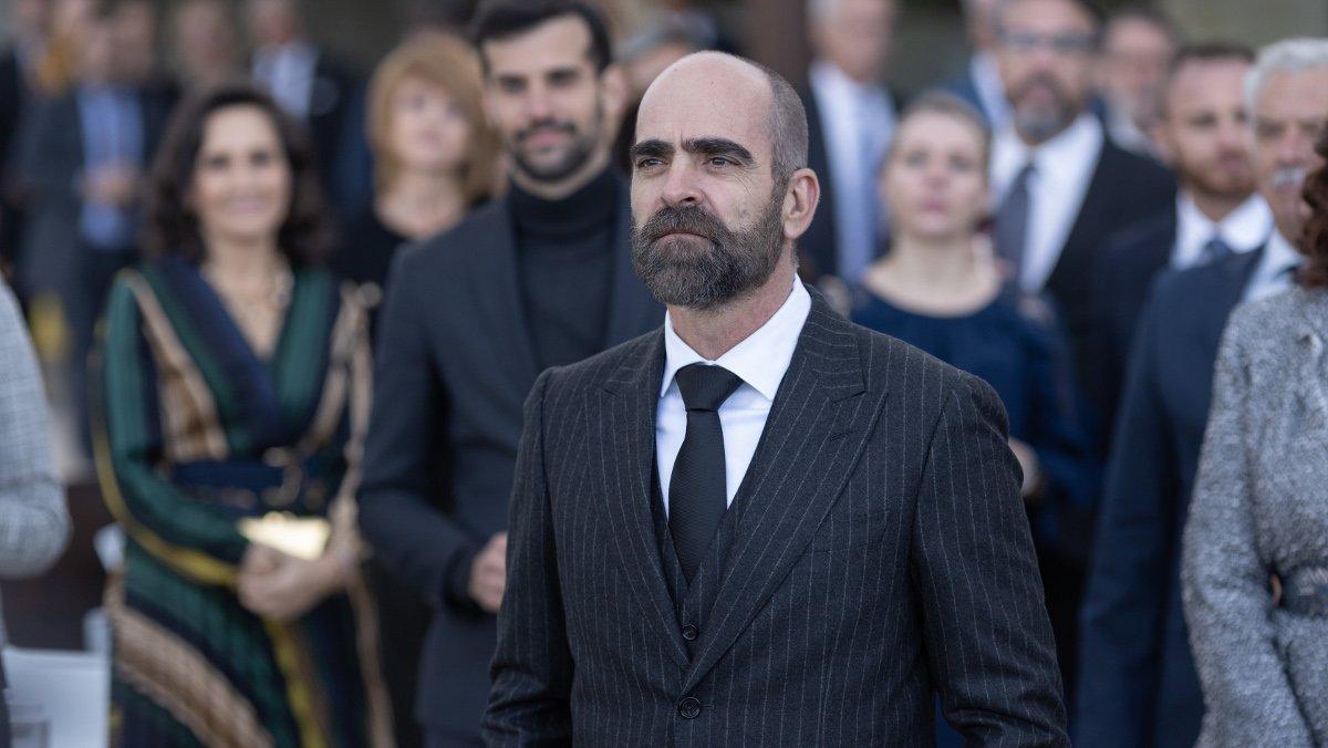 Luis Tosar, en 'Los favoritos de Midas'.