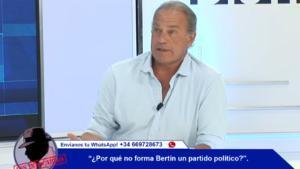 Bertín Osborne, sobre els refugiats: «Arreglem primer el problema dels espanyols»