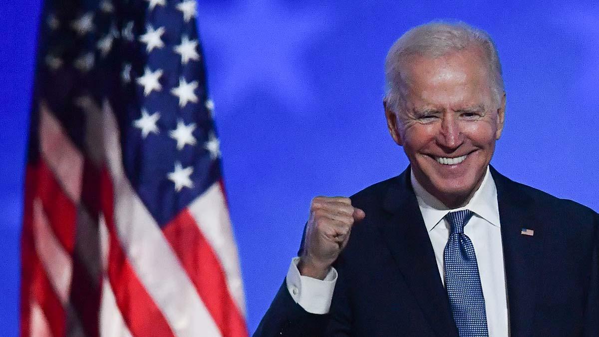 Joe Biden es optimista y espera confirmar la victoria en los próximos días.