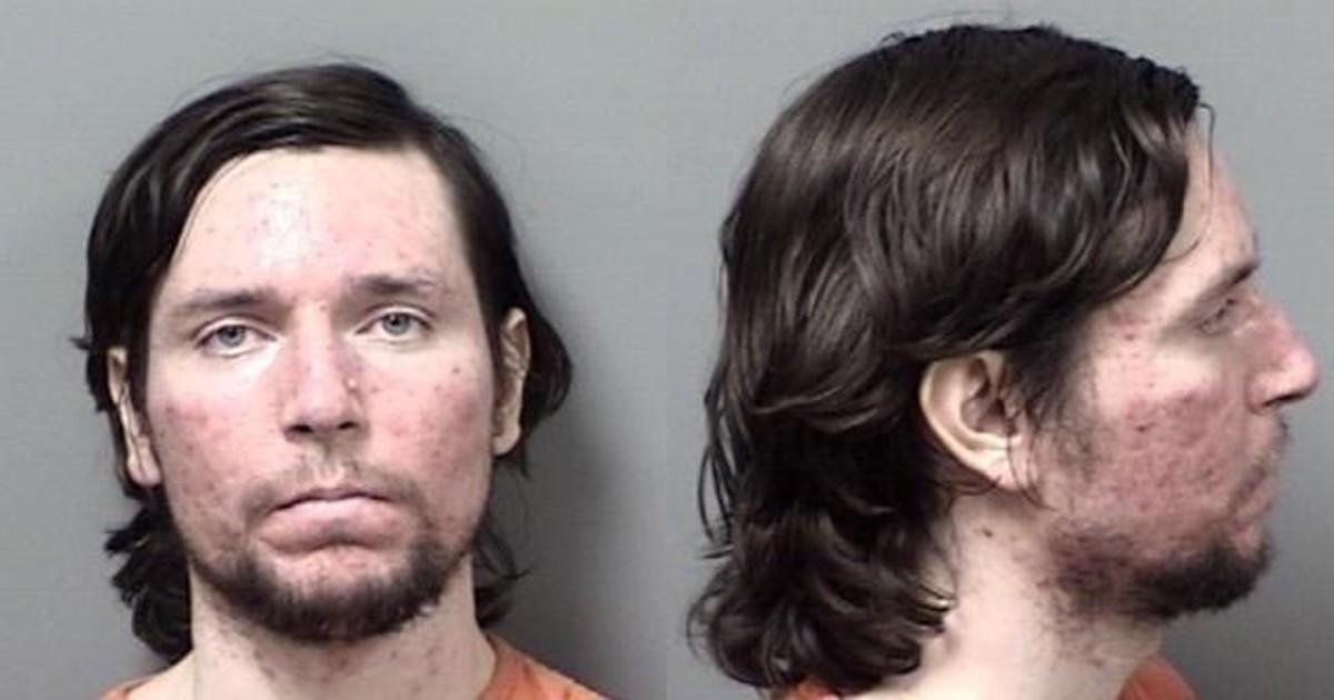 Craig Bonello, en una imagen facilitada por la oficina del sheriff del condado de Citrus.