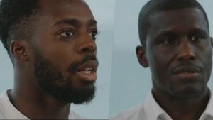 Iñaki Williams y Sitapha Savané en 'Salvados'