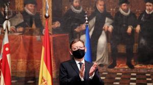 Puig prorroga una setmana més el tancament perimetral del País Valencià