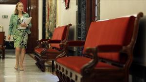 Guindos compareixerà demà a la comissió d'Economia per explicar el 'cas Soria'