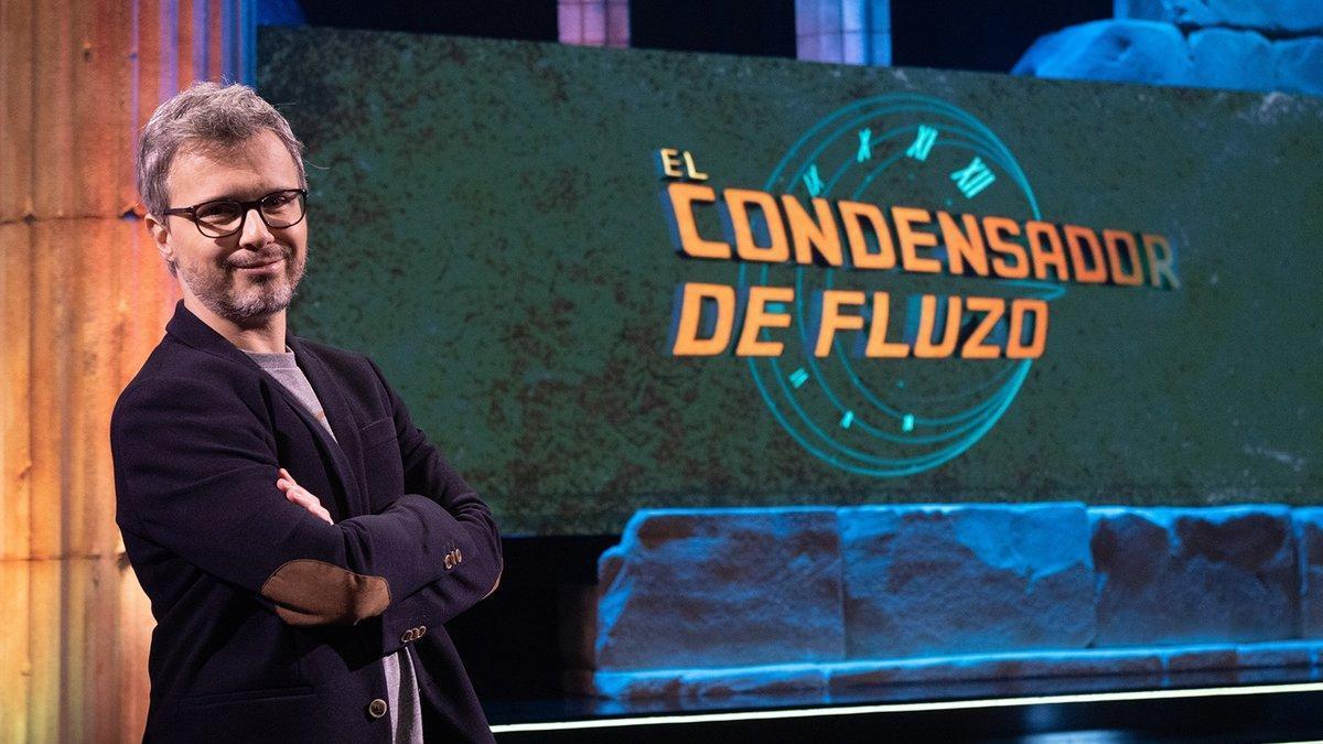 TVE prepara 'El condensador de Fluzo', un programa de divulgación histórica con Juan Gómez-Jurado