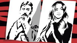 Marcel Proust i Rosalía: cent anys no és res