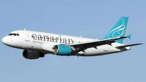 Los hoteleros canarios impulsan una nueva aerolínea que empezará a volar en junio