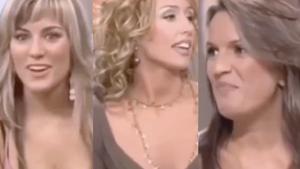 Edurne, Emma García y Marta López en 'A tu lado'.