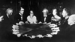 Una imagen de la película, 'El doctor Mabuse' de Fritz Lang.