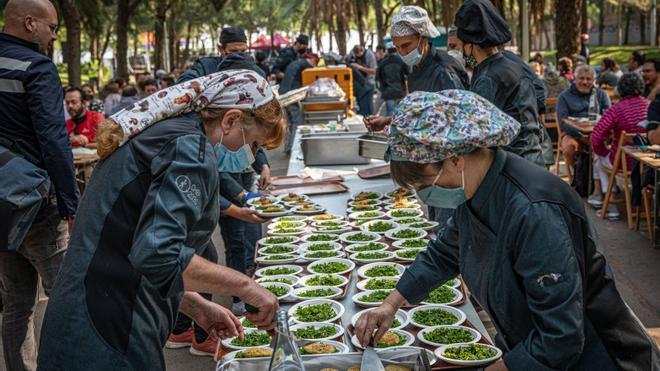 Barcelona pilota el reto de la nueva alimentación en las ciudades