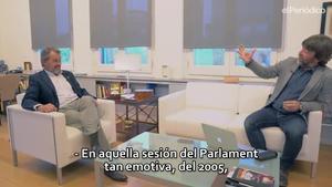 10 años de la sentencia del Estatut. Entrevista con Artur Mas