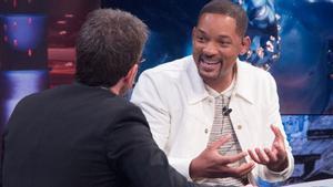 El regalo de Will Smith a Pablo Motos por los 2.000 programas de 'El hormiguero'