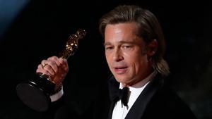 Brad Pitt va guanyar el seu primer Oscar com a actor per 'Érase una vez... en Hollywood'