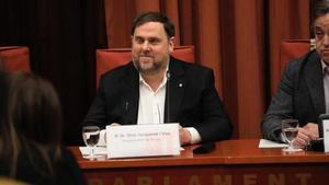 Oriol Junqueras treballarà al Campus Manresa de la Universitat de Vic