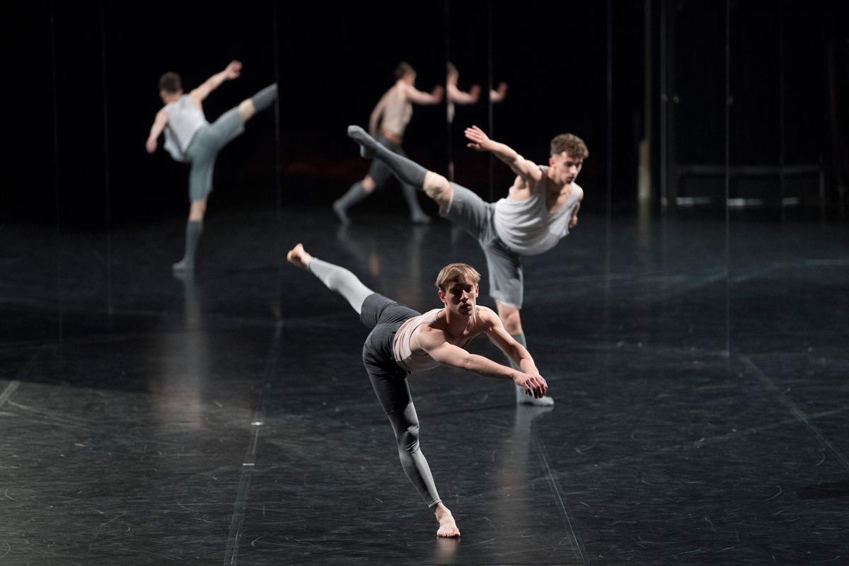 ForFourWalls, una de las coreografías de Merce Cunningham que se verán en el Dansa Metropolitana 2021