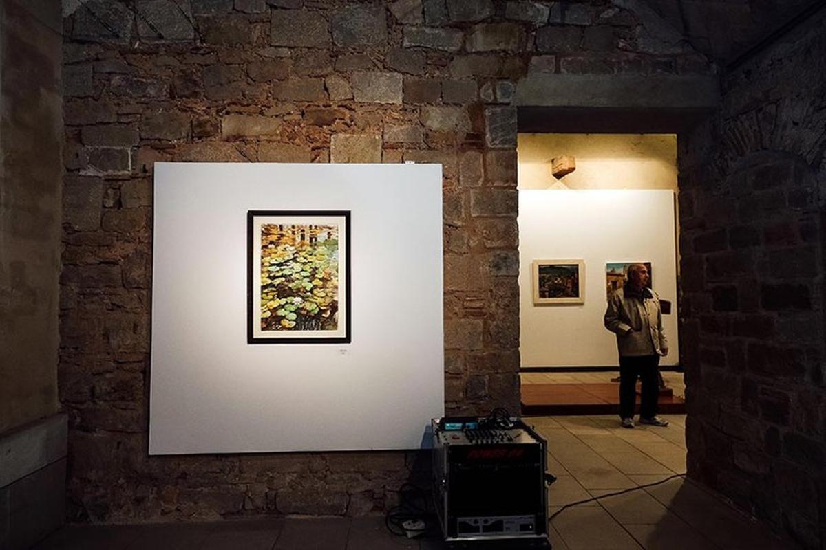 El Grup de Pintors inaugura virtualment la seva mostra d'aquest any