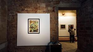 Muestra del Grup de Pintors en el Castillo de Cornellà